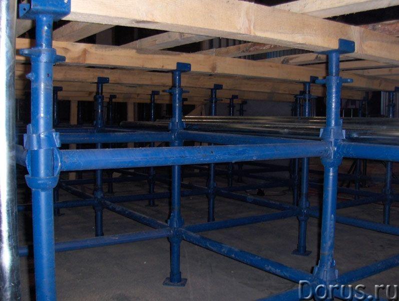 Опалубка перекрытий, стеновая, объемная, мелкощитовая - Строительное оборудование - Компания «МОНОЛИ..., фото 2