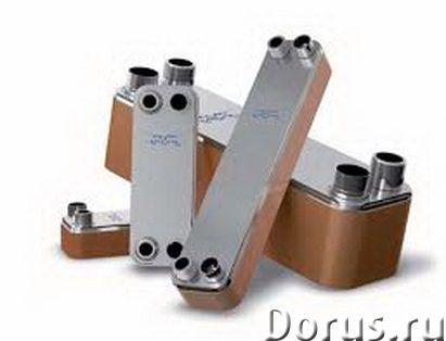 Маслоохладители пластинчатые охладители топлива - Промышленное оборудование - Пластинчатые маслоохла..., фото 1