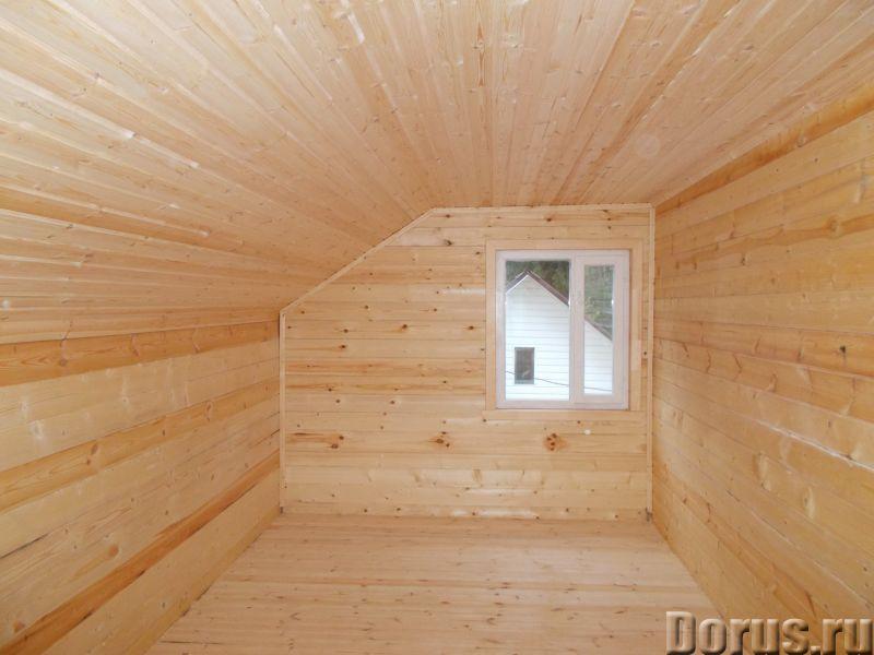 Строительство деревянных и каркасных домов, бань - Строительные услуги - Строительство домов и бань..., фото 3