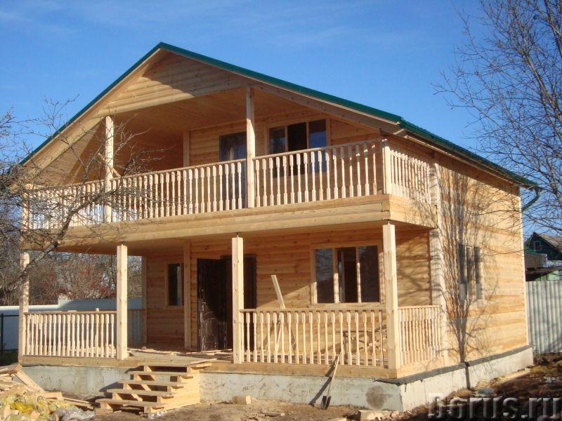 Строительство деревянных и каркасных домов, бань - Строительные услуги - Строительство домов и бань..., фото 5