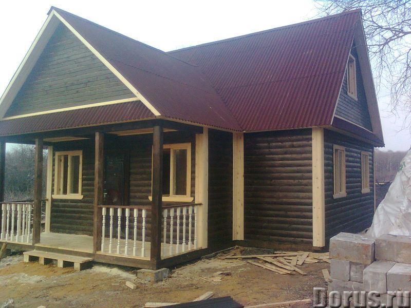 Строительство деревянных и каркасных домов, бань - Строительные услуги - Строительство домов и бань..., фото 6
