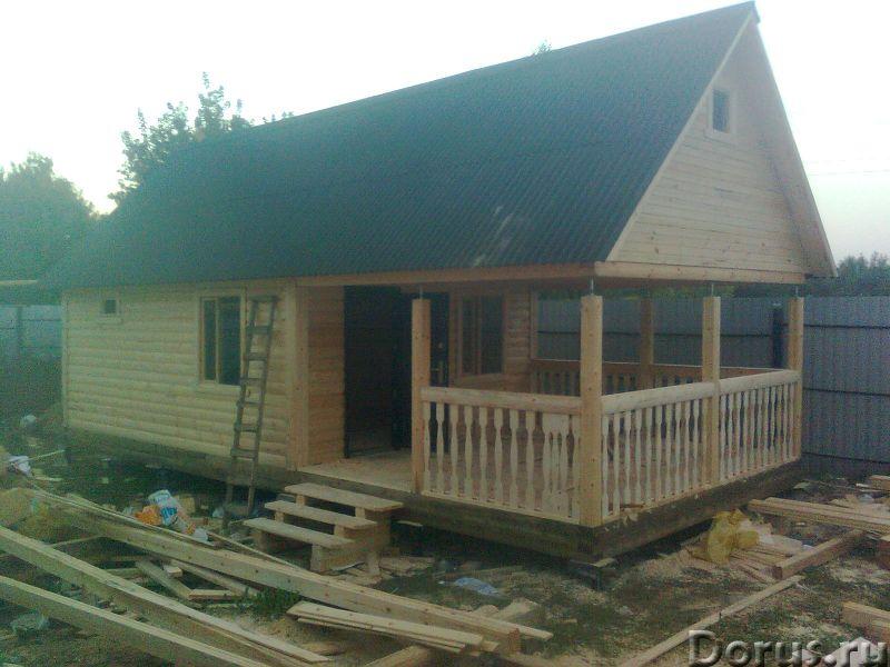 Строительство деревянных и каркасных домов, бань - Строительные услуги - Строительство домов и бань..., фото 7