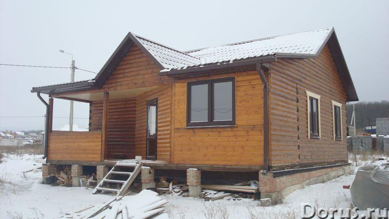 Строительство деревянных и каркасных домов, бань - Строительные услуги - Строительство домов и бань..., фото 8