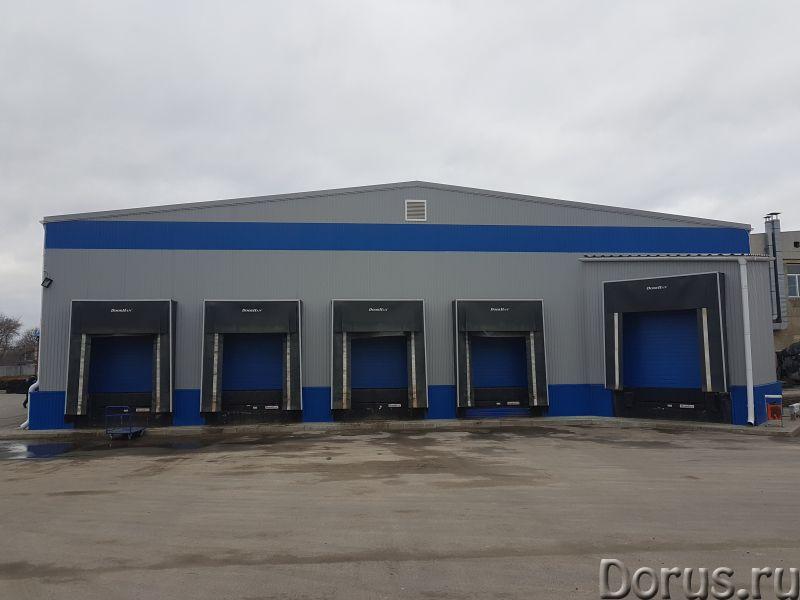 Ангар, склад, фрукто, зерно хранилища - Нежилые помещения, склады - Производим и строим здания под к..., фото 7