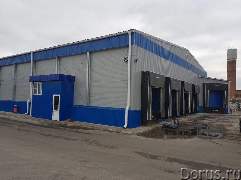 Ангар, склад, фрукто, зерно хранилища - Нежилые помещения, склады - Производим и строим здания под к..., фото 8