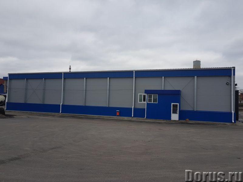 Ангар, склад, фрукто, зерно хранилища - Нежилые помещения, склады - Производим и строим здания под к..., фото 9