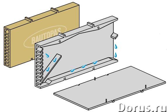 Вентиляционно-осушающие коробочки BAUT, VENTEK, BRICKO - Материалы для строительства - Вентиляционно..., фото 2