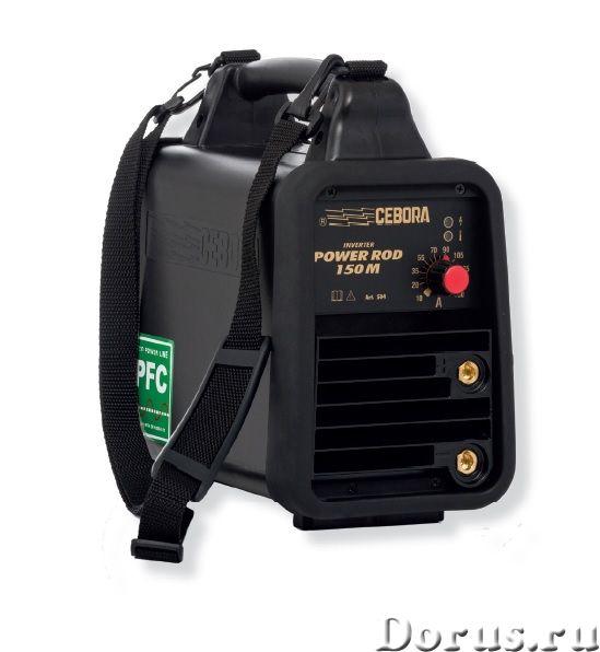 Сварочный аппарат Cebora Power Rod 150 M. Бесплатная доставка - Сварочное оборудование - Cebora Powe..., фото 1