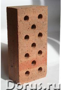 Кирпич строительный Гуковский, М-125, полусухого прессования - Материалы для строительства - Тип кир..., фото 1