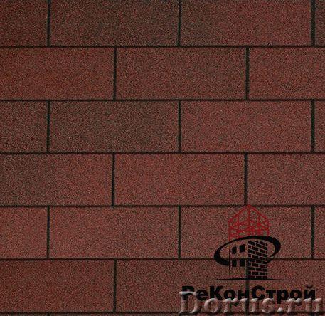 Гибкая битумная черепица IKO Superglass 3 Tab - Материалы для строительства - Гибкая битумная черепи..., фото 2